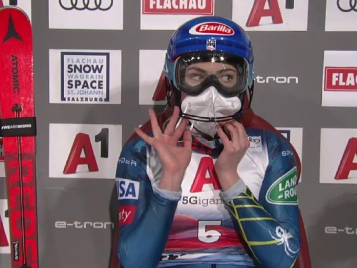 Slalom Flachau, comanda Shiffrin ma sono in 4 in 3 decimi ...